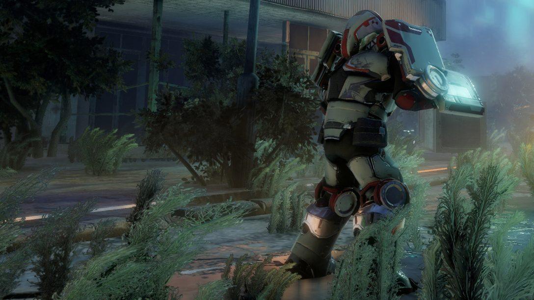 Aliennation wurde auf der Gamescom 2014 enthüllt