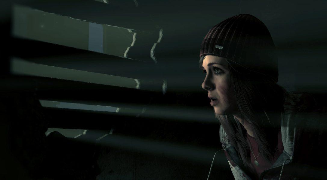 Until Dawn für PS4 auf der gamescom 2014 enthüllt