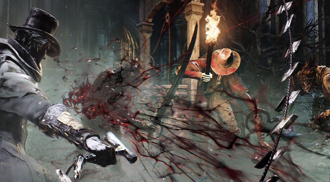 Bloodborne: Gamescom PS4 Gameplay-Trailer enthüllt