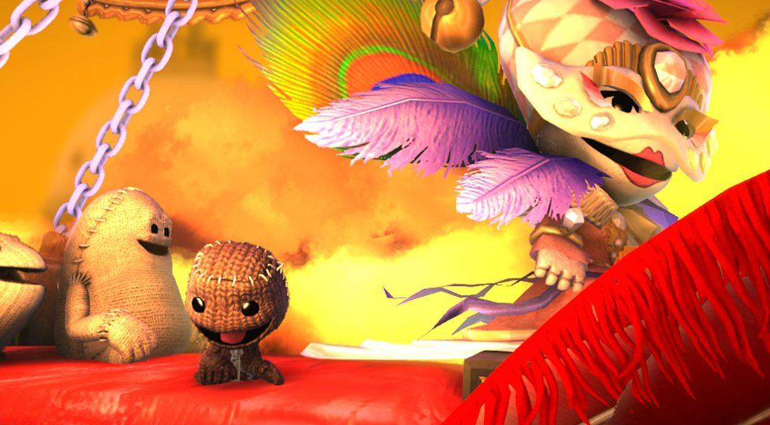 LittleBigPlanet 3: Neue Gestaltungstools und Funktionen enthüllt