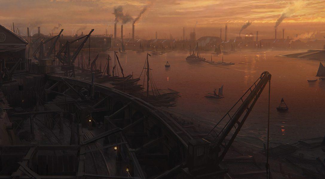 Neuer Trailer zu The Order: 1886 bei der gamescom 2014 präsentiert