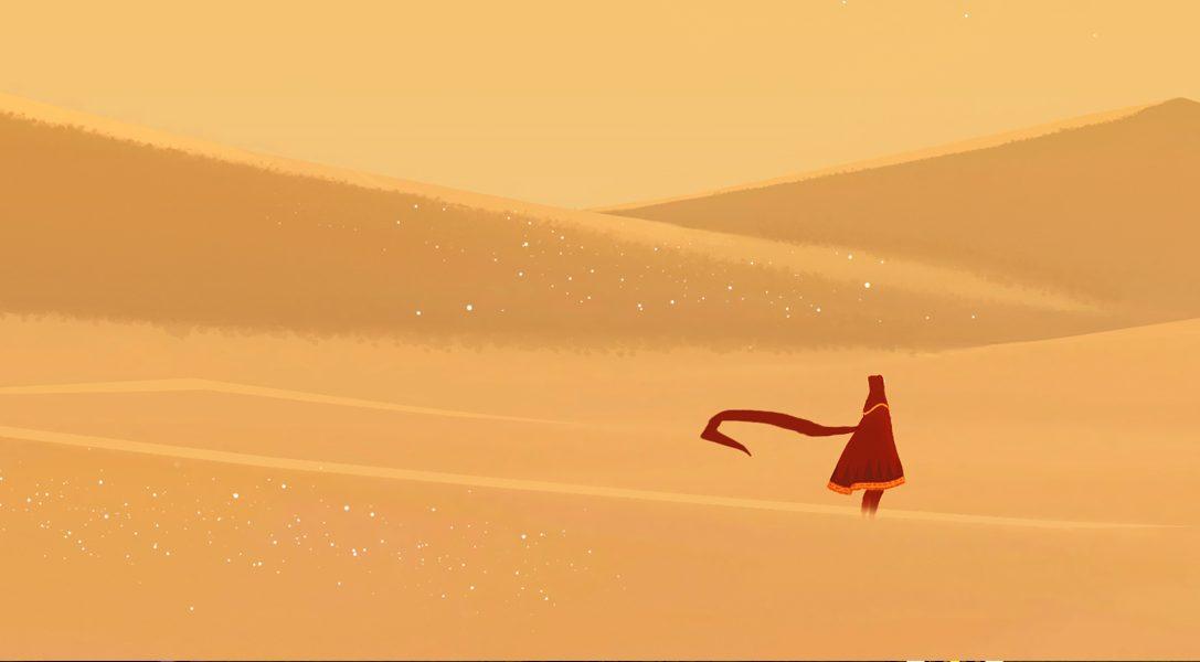 Journey und The Unfinished Swan erscheinen für PS4