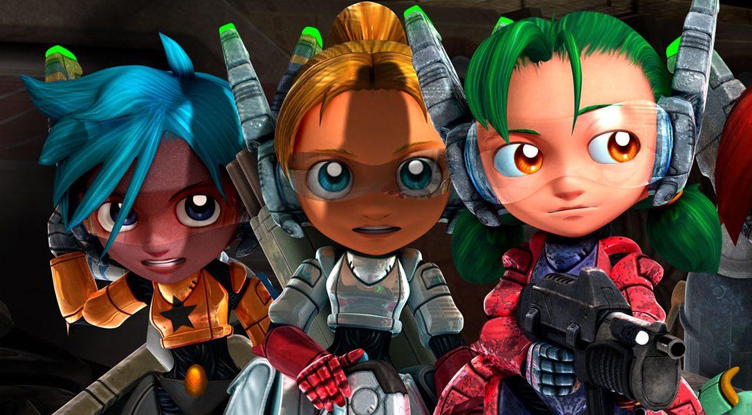 Assault Android Cactus: Charakterliste und Waffen enthüllt