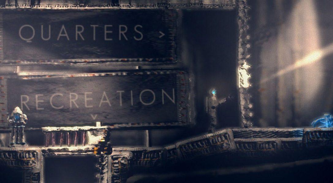 Sci-fi-Puzzler The Swapper erscheint heute auf PS3, PS4 und PS Vita