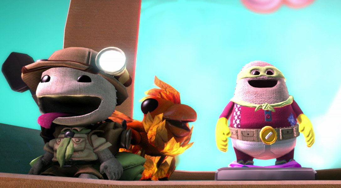 LittleBigPlanet 3 auf der gamescom 2014 – Interviews