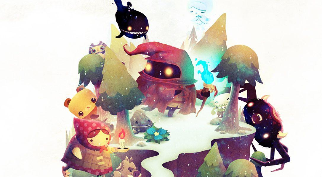 Puzzle Abenteuer Road Not Taken erscheint morgen auf PS Plus