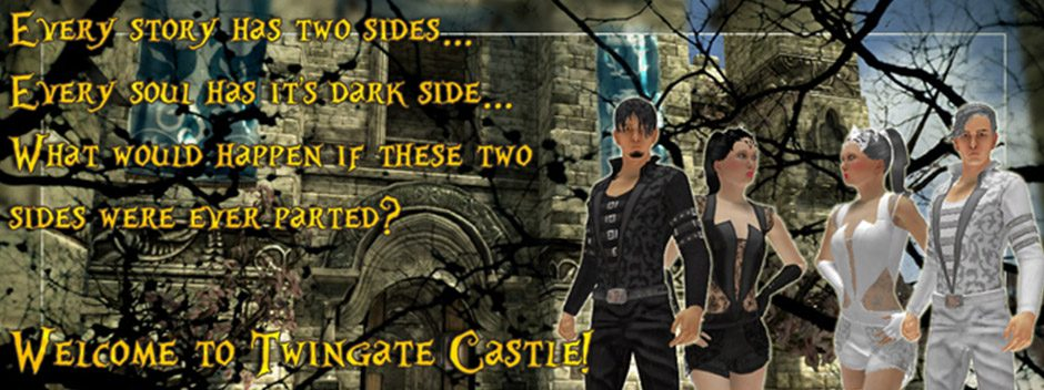PlayStation®Home-Aktualisierung: Das Twingate Schloss