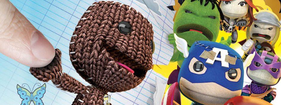 LittleBigPlanet PlayStation Vita Marvel Super Hero Edition ab November 2014 erhältlich