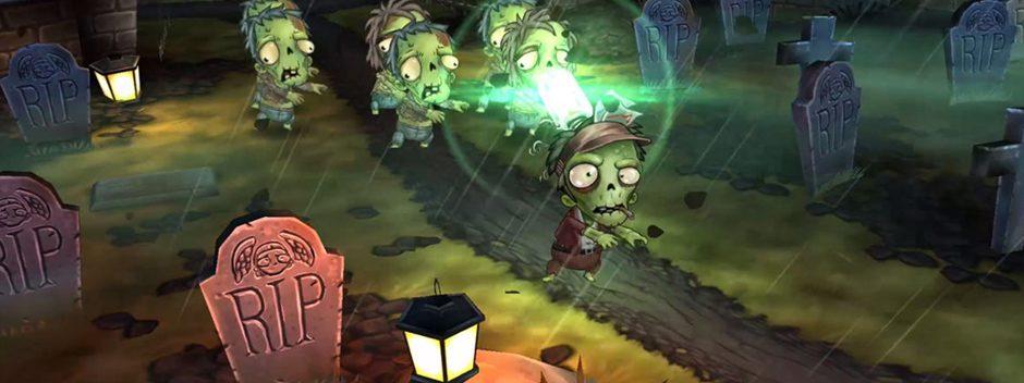 Ray's the Dead, der Zombie-Kracher für PS4, erscheint jetzt auch für PS Vita