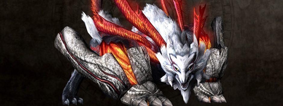 Marduk aus God Eater 2 fällt diese Woche in Soul Sacrifice Delta ein