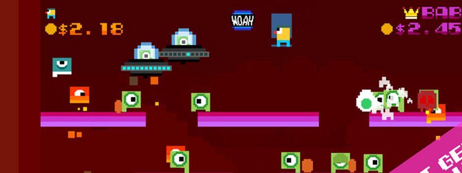 Woah Dave! erscheint auf PS4 und PS Vita