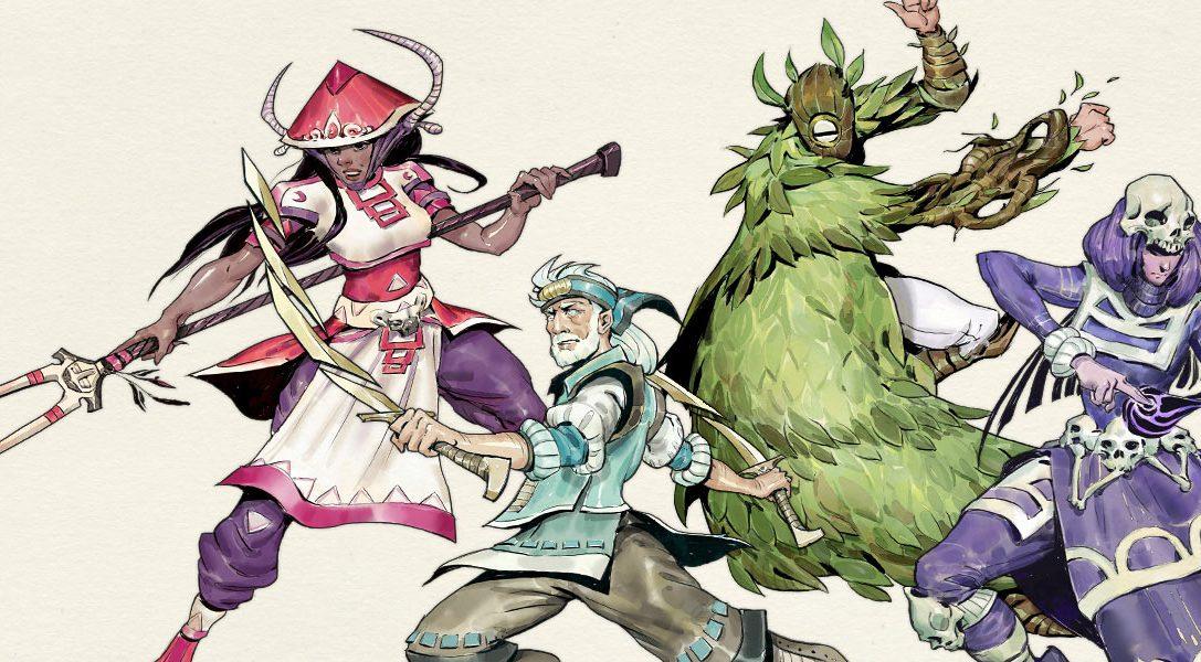Das stylishe Action-Rollenspiel Moon Hunters kommt 2015 auf PS4 & PS Vita