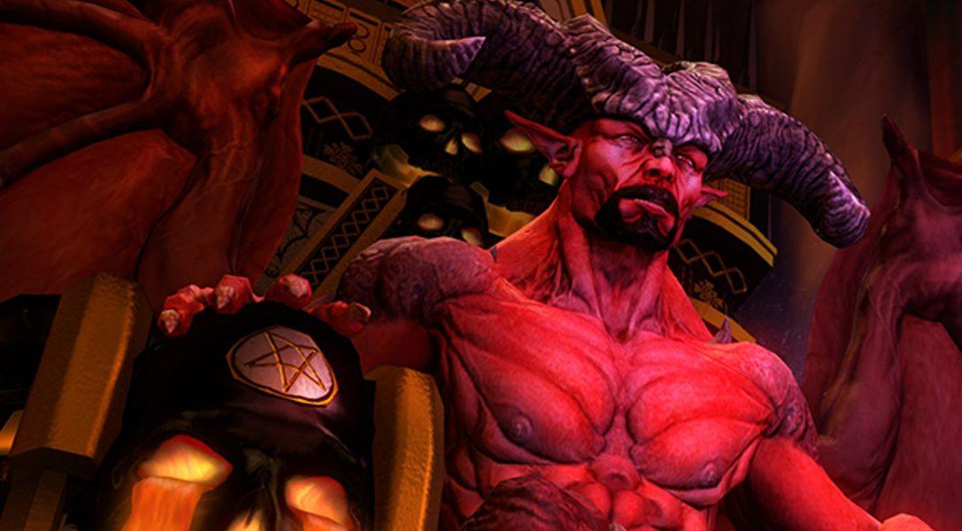Saints Row: Gat Out Of Hell kommt auf PS3 und PS4 im Jänner 2015