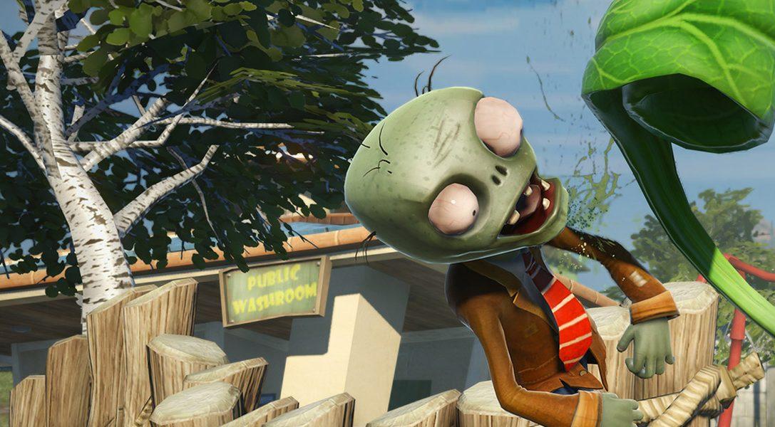 Plants vs. Zombies Garden Warfare angespielt