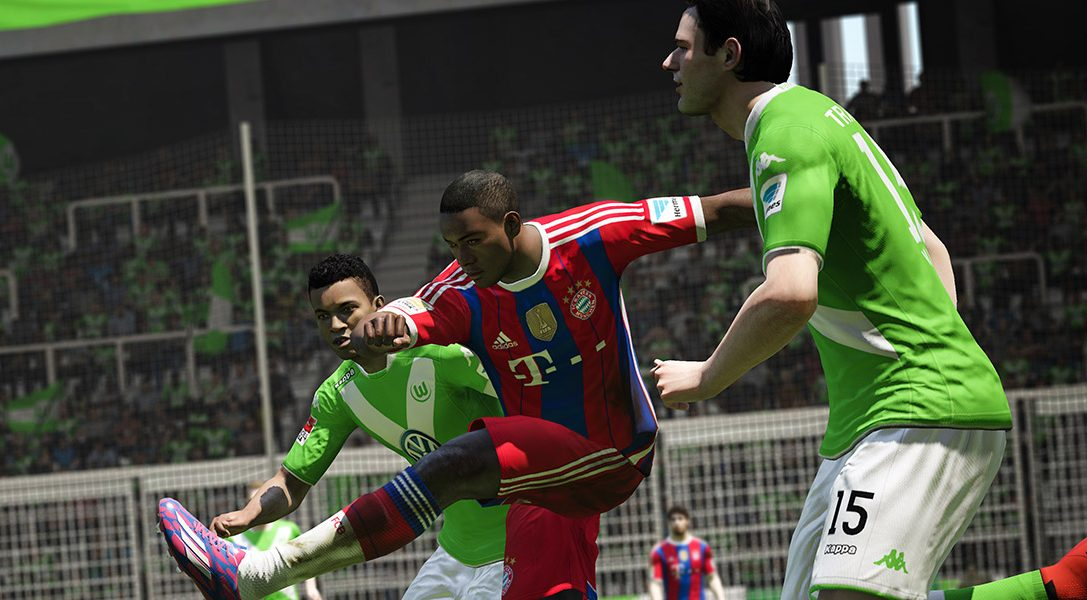 PlayStation LIGA by ESL startet mit FIFA 15
