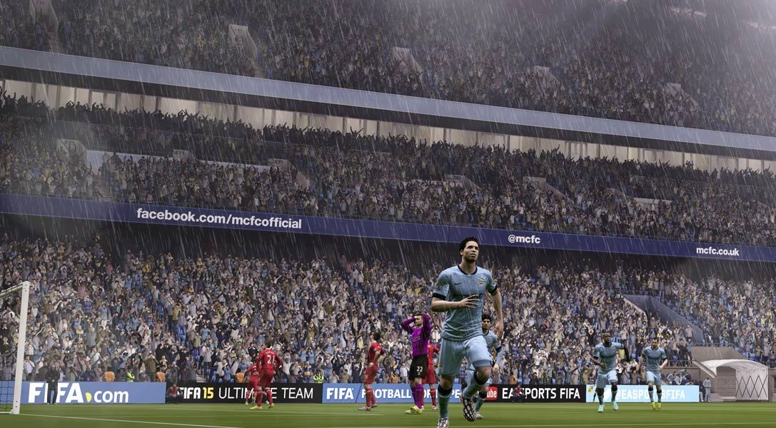 Neu im PlayStation Store: FIFA 15, PES 2015-Demo, Ar nosurge und mehr
