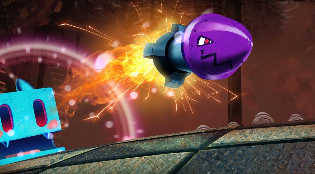 """Neues """"Pix the Cat""""-Video zeigt den wilden Multiplayer auf PS4"""