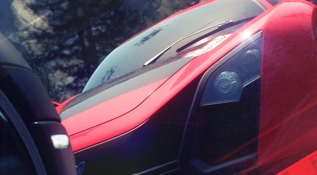 PS4-Bundles für DRIVECLUB enthüllt