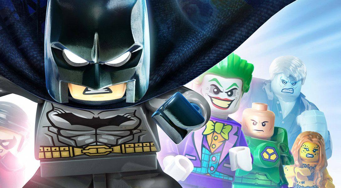 Lego Batman 3: Beyond Gotham PlayStation-exklusiver 'Batman of the Future' DLC im Detail