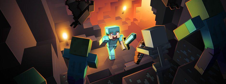 Minecraft PS4 Edition Retail-Veröffentlichung für den 3.Oktober bestätigt