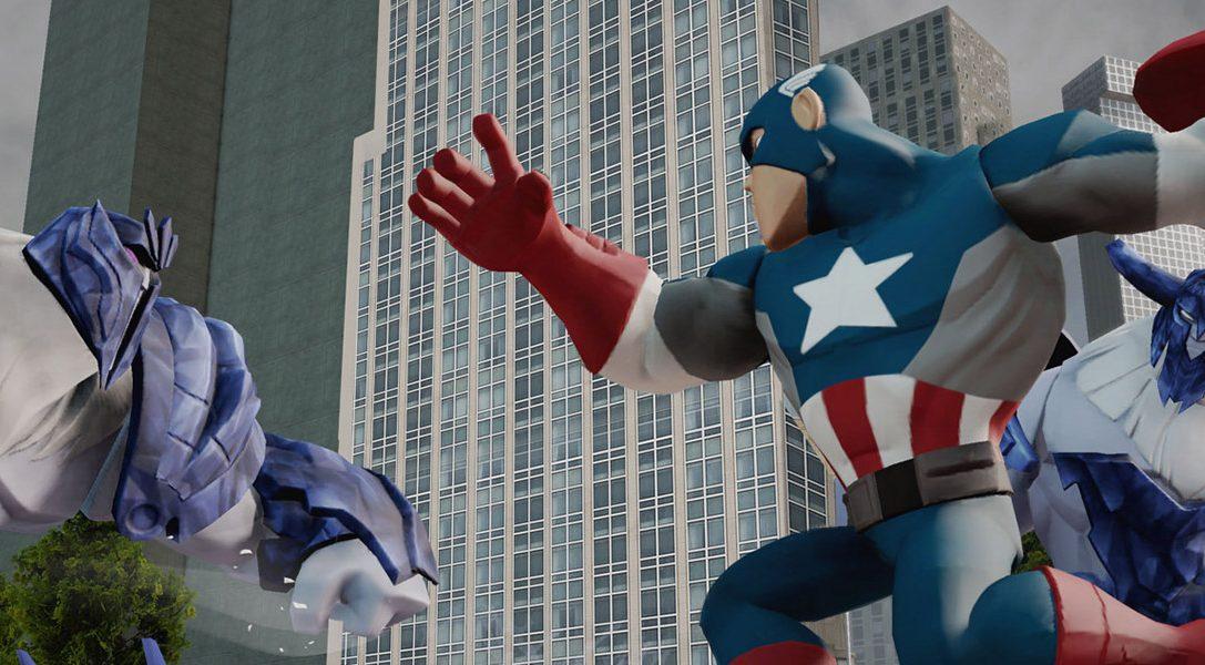 Disney Infinity 2.0: Marvel Super Heroes angespielt