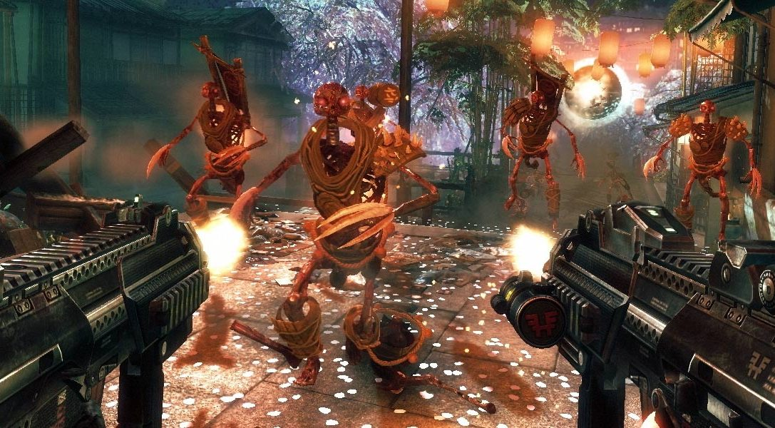 Neuer Trailer zum neu aufgelegten PS4-Shooter Shadow Warrior