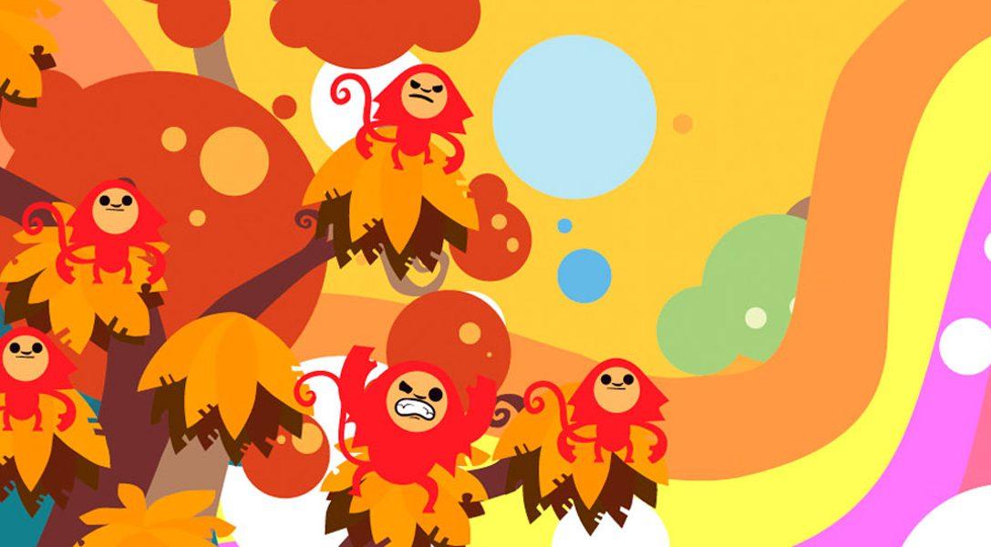 Das affenstarke Rhythmus-Action-Spiel Jungle Rumble erscheint bald für PS Vita