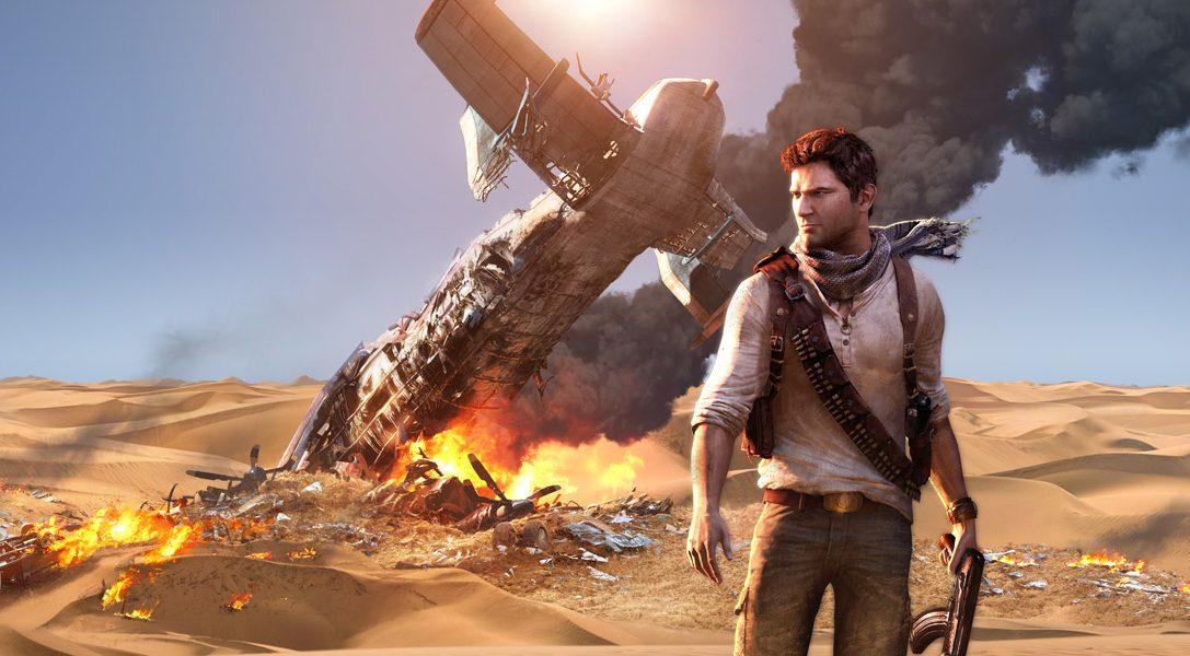 Naughty Dog feiert sein 30-jähriges Jubiläum mit neuem Video und einer Art-Show