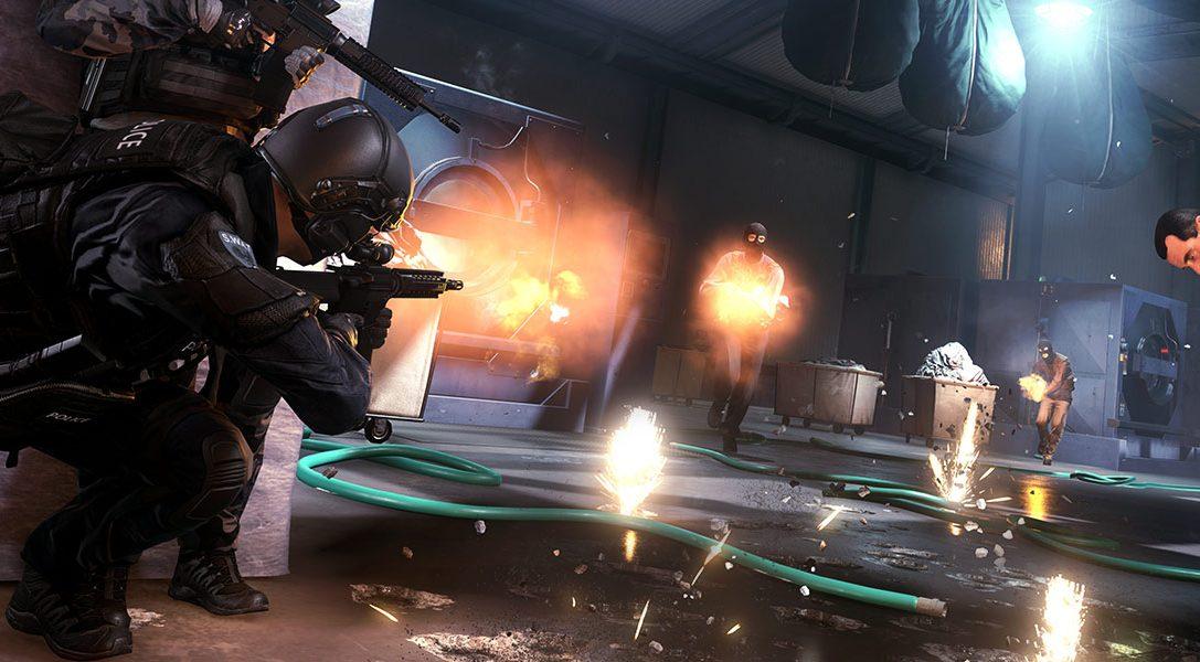 Wie die Singleplayer-Kampagne von Battlefield Hardline sich von Hollywood inspirieren lässt