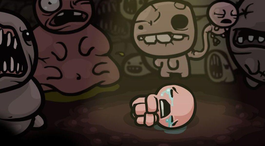 The Binding of Isaac: Rebirth PS4 & PS Vita Erscheindungsdatum bestätigt