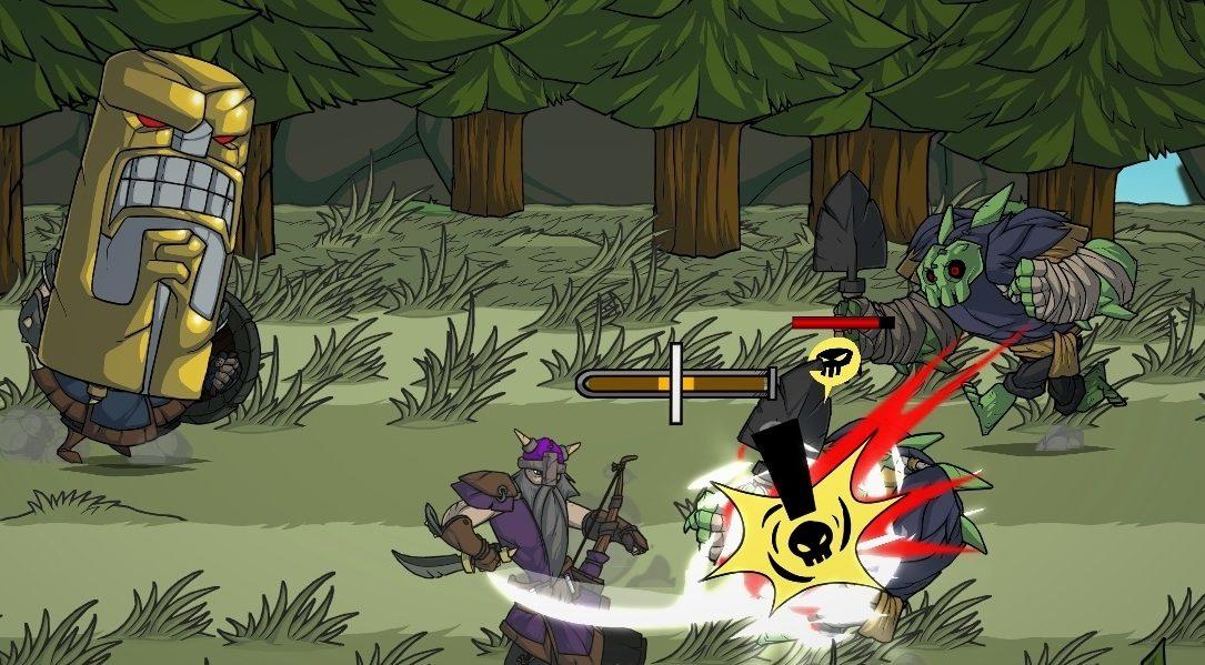 Viking Squad erscheint 2015 auf PS4