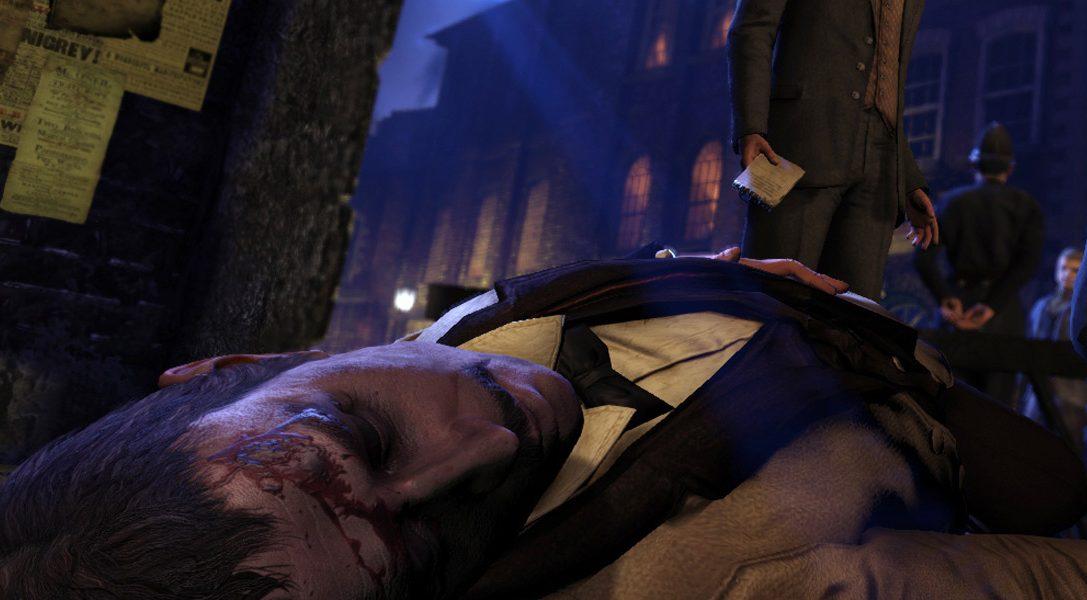 Neuer Trailer zu Sherlock Holmes: Crimes & Punishments zeigt neue Spielelemente