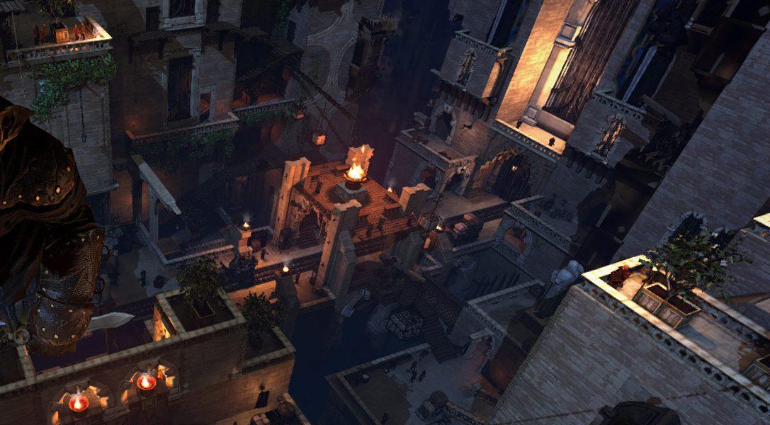 """Neuer """"Styx: Master of Shadows""""-Trailer zeigt das Schleich-Abenteuer für PS4"""