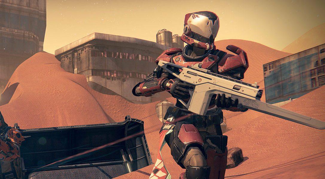 "Neues Destiny-Video zeigt PlayStation-exklusive ""Staubpalast"" Koop-Mission"