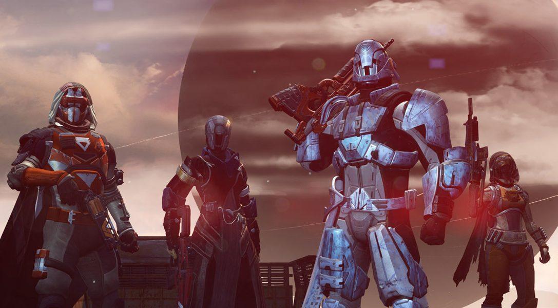 Neues Destiny Video zeigt die PlayStation-exklusive Exodus Blau Karte