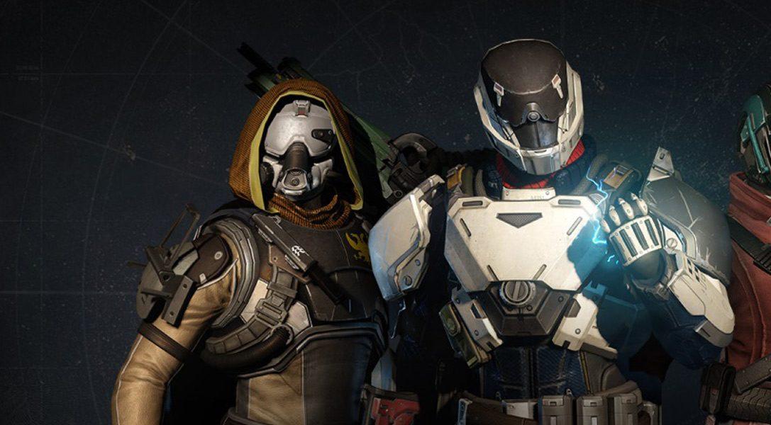 Spielt Destiny schon einen Tag vor Release!
