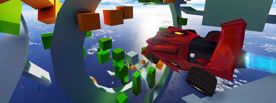 Jet Car Stunts erscheint nächste Woche auf PS3 und PS Vita