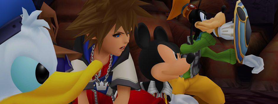 Kingdom Hearts HD 2.5 ReMIX jetzt erhältlich!