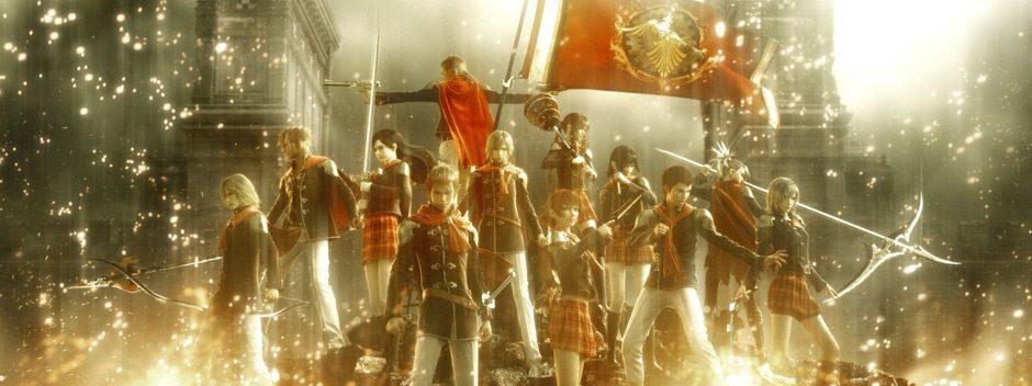 Neuer Final Fantasy Type-0 HD-Trailer veröffentlicht