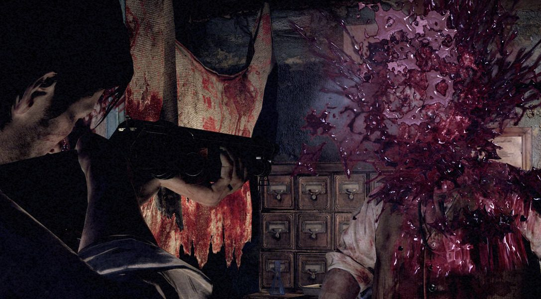 The Evil Within angespielt