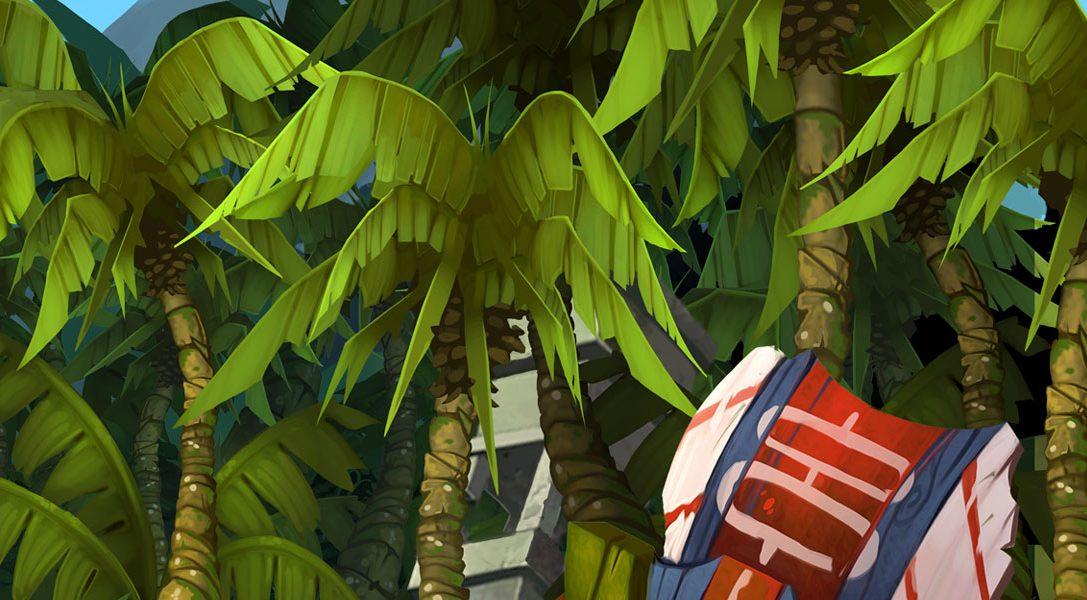 Survival-Abenteuer Lost Sea für PS4 enthüllt