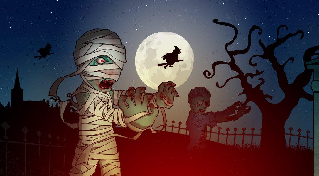 Gruselige Halloween-Angebote suchen ab dieser Woche den PS-Store heim
