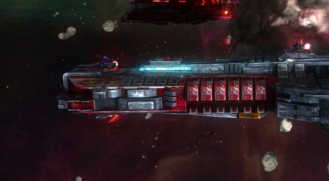 Das Weltraumpiraten-Epos Rebel Galaxy erscheint bald für PS4