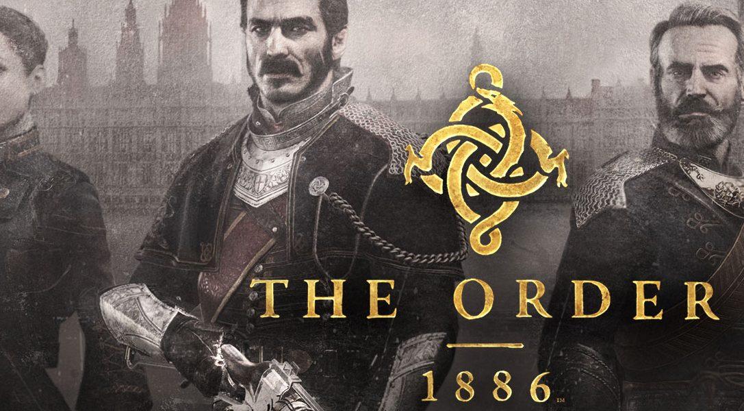 #THEORDERLOOKALIKE – Werdet ein Teil von The Order: 1886!
