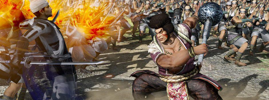 Samurai Warriors 4 angespielt