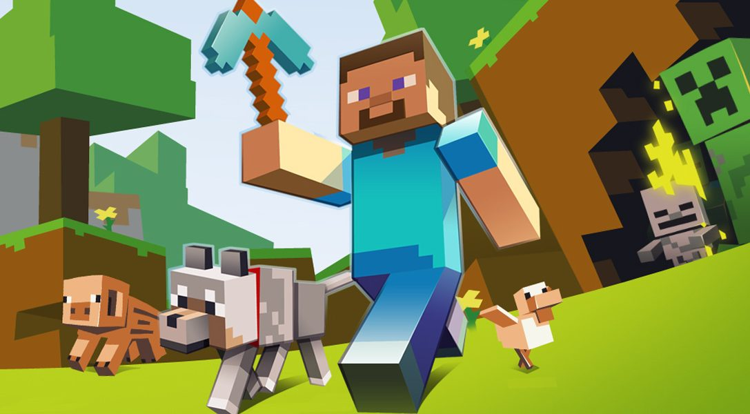 Neu im PlayStation Store: Minecraft PS Vita, The Evil Within und vieles mehr