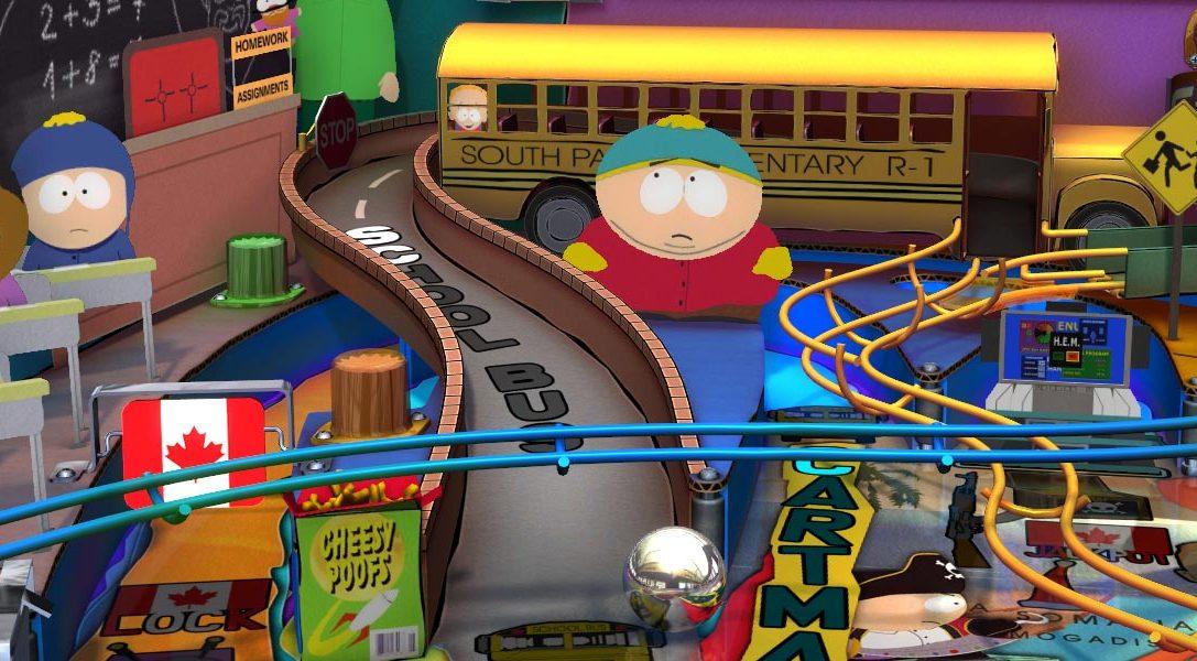 """Zen Pinball 2 bekommt diese Woche """"South Park""""-Tische"""