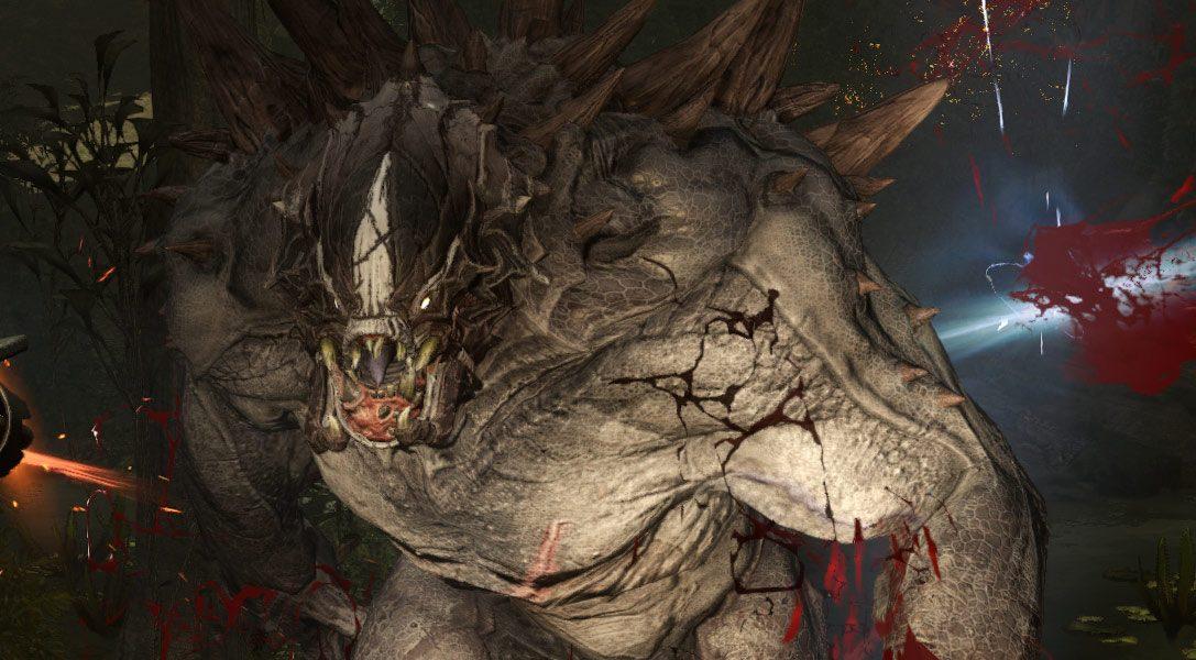 "Spielt Evolves ""Big Alpha"" auf PS4 ab Halloween"