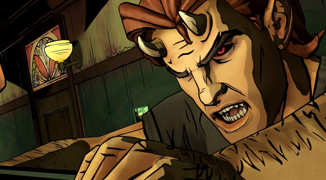 The Wolf Among Us bekommt nächsten Monat eine Veröffentlichung als Retail-Version auf PS4, PS3 und PS Vita