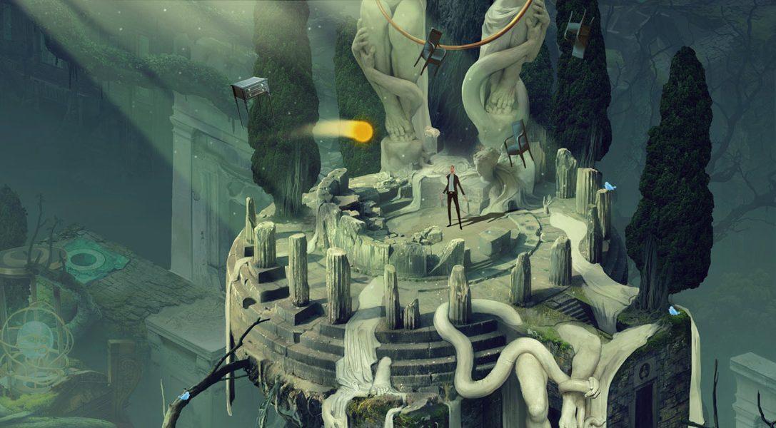 Debüt des neuen Videos zum fantastischen PS4-/PS Vita-Rätselabenteuer Pavilion